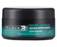 black keratin protein maska 250ml